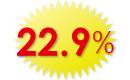 22.9%