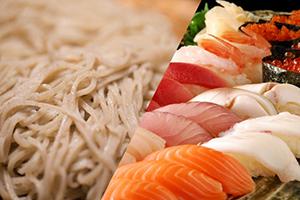 盛蕎麦、握り寿司…江戸っ子のやせ我慢が生んだ江戸発祥の食文化
